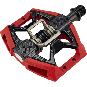 Crankbrothers Double Shot 3 Pedal black/red
